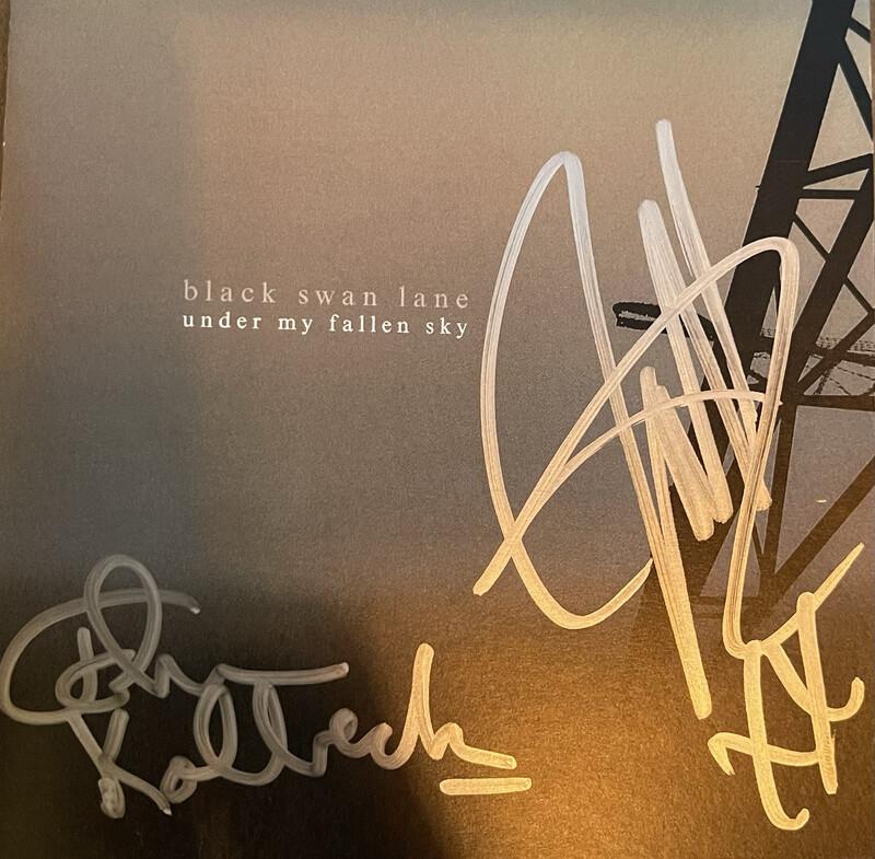 Jack Sobel & John Kolbeck Signed CD