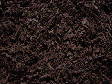 Cocoa Brown Dyed Bark Mulch - Bagged