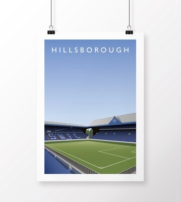 Hillsborough Poster