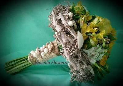 Bouquet artistici del fiorista