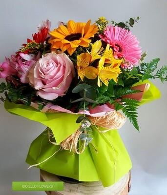 bouquet fiori di stagione