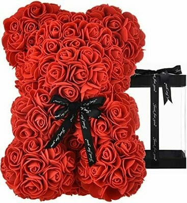 Teddy Flower 25 cm