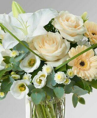 Bouquet delicato inizio