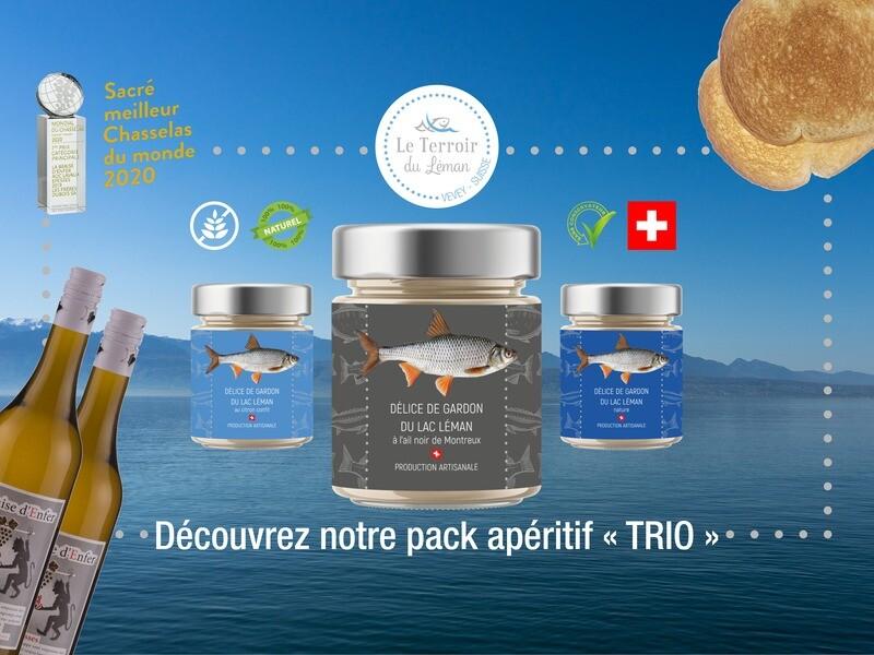 pack apéritif « TRIO »