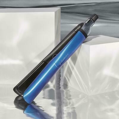 ghd platinum+ upbeat Styler, kobaltblau