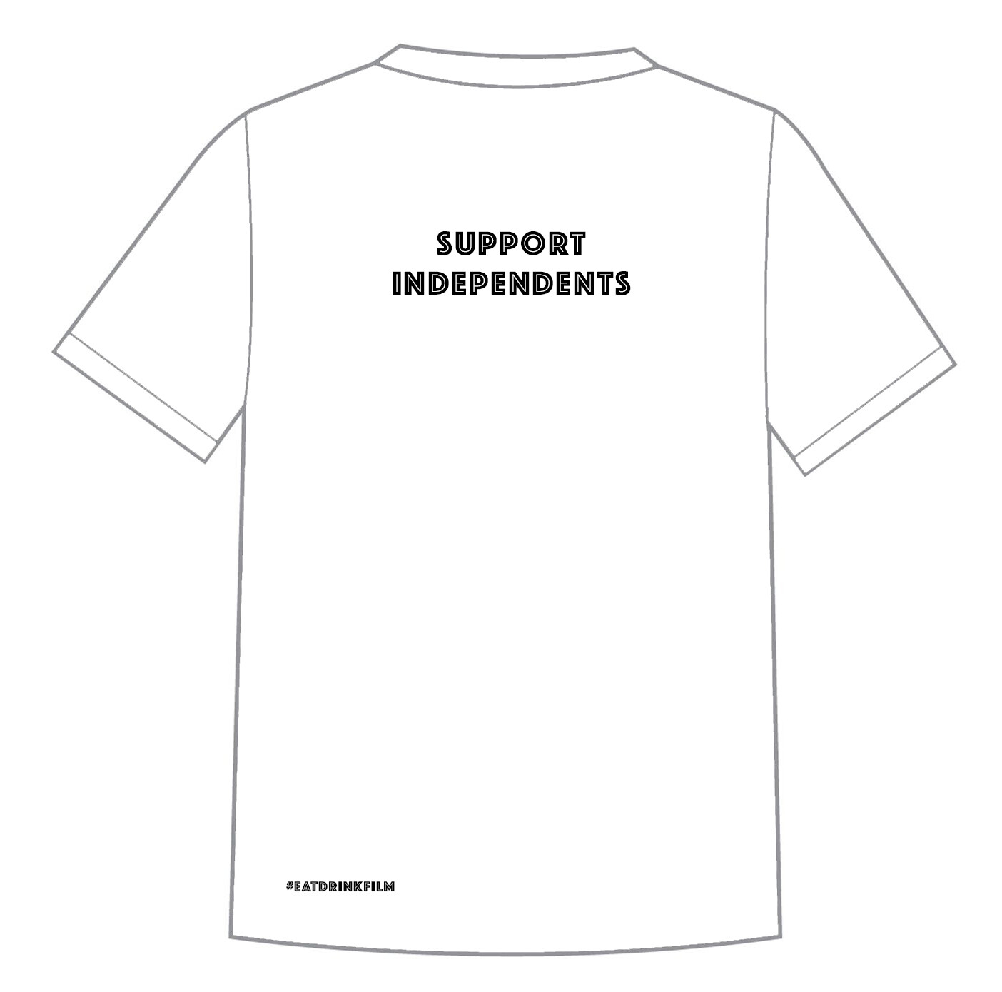 MB Independent T-shirt (White)