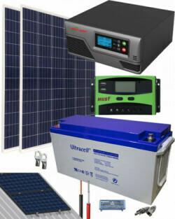 Kit Solar Fotovoltaico  1800Whdia