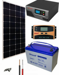 KIT PLANTA SOLAR 300 WATTS
