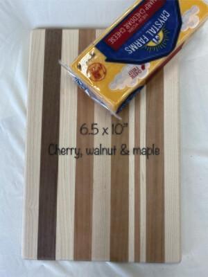 Multi-wood Cheese Board