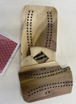 Diamond Cribbage Game