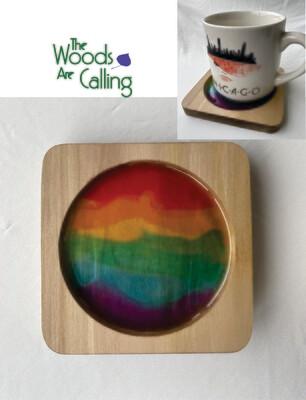Pride Coaster