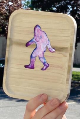 Bigfoot Epoxy Tray