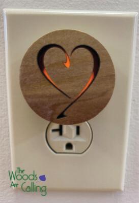 Heart Glow Light