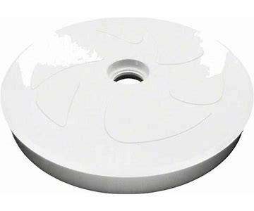 Wheel, Large, No Bearing, White
