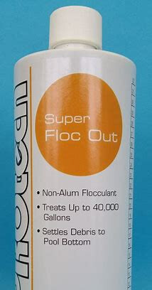 Protech Super Floc Out