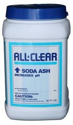 All Clear Soda Ash