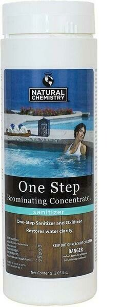 One Step Brominating Concentrate
