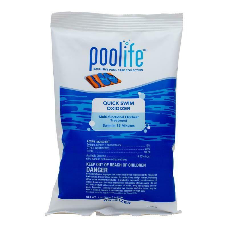 Quick Swim Oxidizer