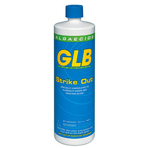 Glb¨ Strike-Out¨ Algaecide 32Oz