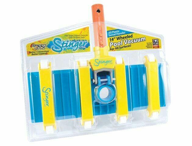 Stinger 14in Wheel Vacuum