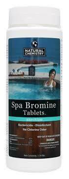 Natural Chemitry Spa Bromine Tabs