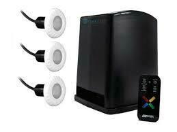 7W 80' RGB 3 KELO LED LIGHT & CONTROL KIT