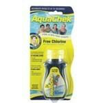 Aquachek Yellow Test Strips 4 In 1