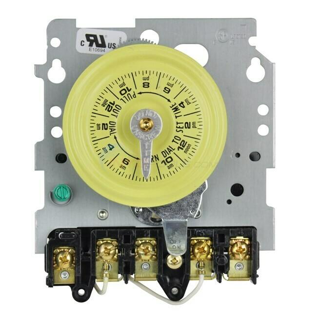 220V Timer Mechanism
