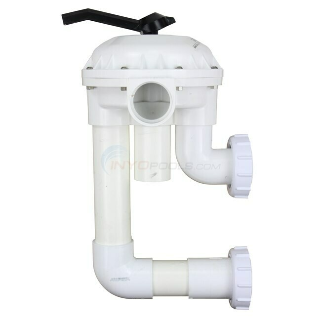 2In Hi-Flow Valve Kit For Tr Filters