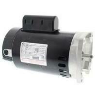 Motor 1-1/2Hp 115/230V UR 56Y Thrd SqFlg