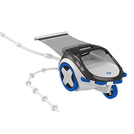 Trivac 500 Cleaner