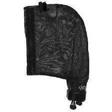 Zippered All-Purpose Bag, Black (280)