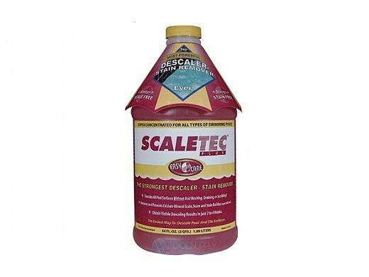 64Oz Scaletec Plus Cal Pool Descaler