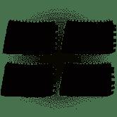 Brush - Climbing - Grey (4-Pack) - Brus