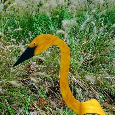 Birds - Golden Carmel