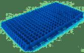 Brush Pvc Diag-Blue