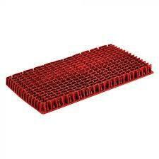 Brush Pvc Diag-Red
