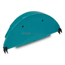 Side Panel Turquois W/Fins Dlx4
