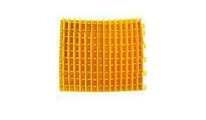 Brush Pvc Dyn-Yellow