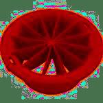 Impeller Tube-Red