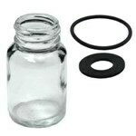 Threaded Sight Glass With Gasket