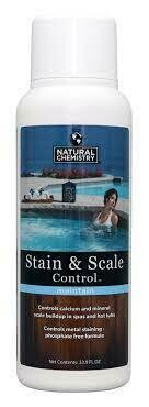 Natural Chemistry Spa Stain And Scale Control 32OZ