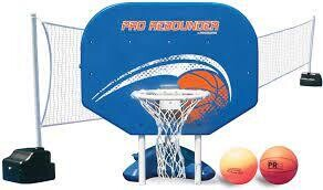 Pro Rebounder Basketball/Volleyball Combo