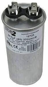 Capacitor 50 Mfd 370 Volt