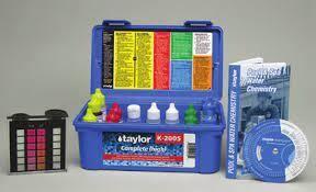 Taylor Test Kit Complete DPD/PH