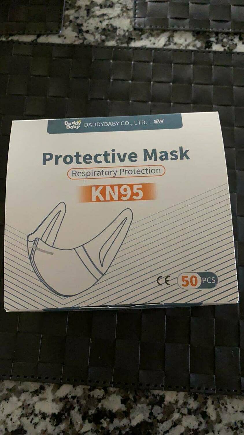 Daddy Baby KN95 Mask Wholesale, 500pc