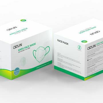 Arun CDC Whitelisted KN95, 20pc
