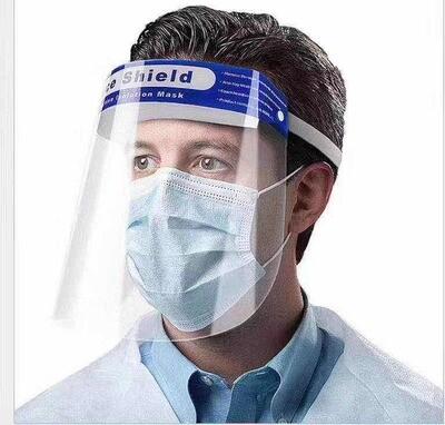 Protective PET Face Shield Wholesale