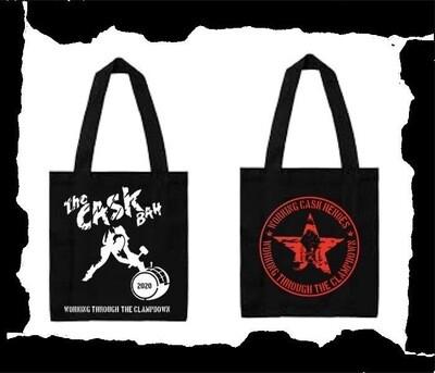 The Cask Bah Tote Bags