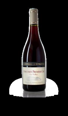Château d'Etroyes Mercurey Premier Cru rouge Les Velley 2017